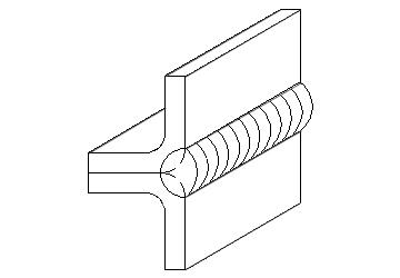 Các loại hình dạng hàn 1 mặt 6-1