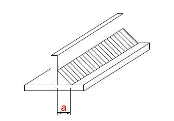 Các loại hình dạng hàn 1 mặt 9-1a